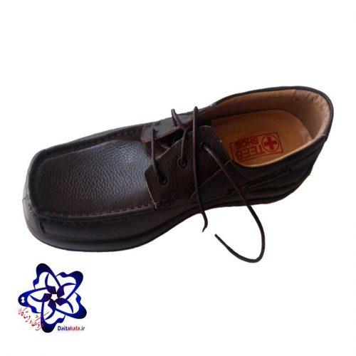 کفش چرم اداری